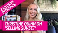 Selling Sunset's Christine Reveals Where She Stands With Heather, Chrishell