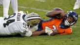 Kendall Hinton crushed as Broncos' emergency quarterback