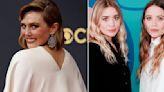 Quién diseñó el impactante vestido que lució Elizabeth Olsen durante los Emmy 2021