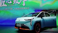 Electric cars hog spotlight at Shanghai auto show