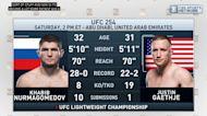 Ariel Helwani Breaks Down Khabib Nurmagomedov vs. Justin Gaethje in UFC 254
