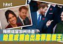 哈里或獨自出席菲臘親王葬禮 梅根逗留加州待產 - 香港經濟日報 - 即時新聞頻道 - 國際形勢 - 環球社會熱點