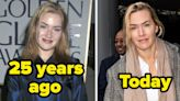 36 Celebrities Who Look Exactly The Same (Or Even Better) Than They Did 25 Years Ago