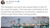 美議員提議暫禁船隻停泊南加州沿岸!供應鏈瓶頸恐惡化