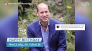 Prince William Is 39! Prince Charles and Queen Elizabeth Share Sweet, Candid Photos to Celebrate