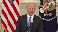 Biden says inflation 'temporary'