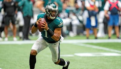 Eagles observations: Jalen Hurts' improvement in an underrated area