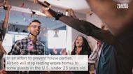 Airbnb Implements New Rules for Guests Under 25 in Hopes of Preventing House Parties