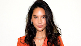 Pregnant Olivia Munn Says She's Looking Forward to 'Bringing a Little Person Into This World'