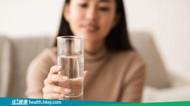 信健康-- 拒絕飲水無助改善尿頻