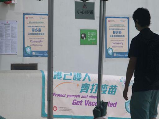 增2.3萬人打針 445萬人已打至少一劑疫苗