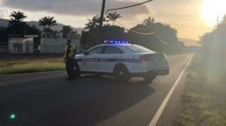 Pearl City man dead after crash in Waialua area
