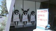 Banksy art exhibit in Culver City remains closed amid questions
