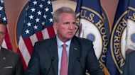 McCarthy rips Pelosi for 'egregious abuse of power'
