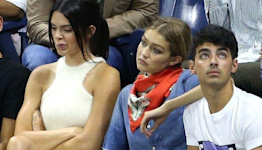 Just 20 Celebrities Looking Super Bored At Sports Games