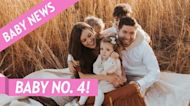 'Counting On' Cutie! Jessa Duggar, Ben Seewald Welcome Their 4th Child
