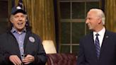 "Jason Sudeikis Returns As The ""Ghost Of Joe Biden Past"" On ""Saturday Night Live' Cold Open"