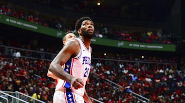 NBA費城76人球星恩比德籃下爆爭執 聯盟宣布開罰97萬元