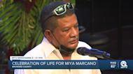 Celebration of life held for Miya Marcano