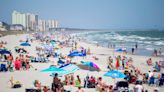 Town refuses to reopen beach to all, so a South Carolina county threatens to sue