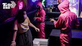 救業績!印尼咖啡廳推實境版「魷魚遊戲」 木頭人、戳椪糖都玩得到