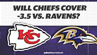 Betting: Will Chiefs cover -3.5 vs. Ravens?