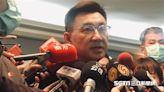 黎智英被捕 江啟臣表態:國民黨支持香港堅持民主法治