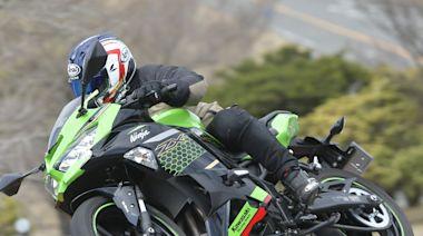 【Webike線上摩托車展】ZX-25R特輯