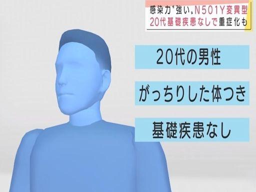 日本新冠疫情再度轉重 禍首直指「N501Y」