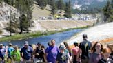 Yellowstone National Park Sets New Visitor Record in August With Nearly 1 Million People