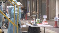 逾廿大廈強制檢測 附近大廈租戶憂喉管改建增傳播風險