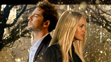 Carrie Underwood Sings in Spanish in David Bisbal's Catchy New Song 'Tears of Gold'