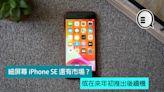 細屏幕 iPhone SE 還有市場?或在來年初推出後續機