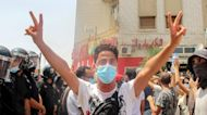 Anti-government protesters clash with police across Tunisia
