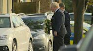 Boris Johnson and Keir Starmer visit scene where MP Amess was killed