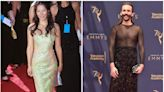 The most daring outfits celebrities have worn to the Emmys