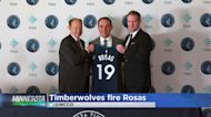 Timberwolves President Fired After Just 2 Years