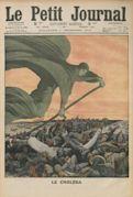 1899–1923 cholera pandemic