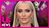 Erika Jayne Finally Answers Questions About Whether She Thinks Tom Is Guilty