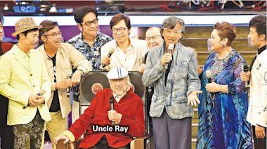 溫拿林子祥賀Uncle Ray榮休 曾志偉為《開心大綜藝》直播變錄影解畫 - 20210608 - SHOWBIZ - 明報OL網