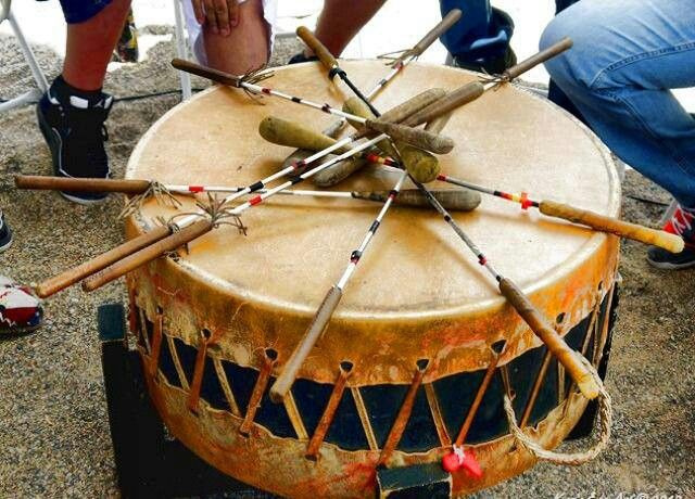 Native American. Drum | Natives Wut | Pinterest
