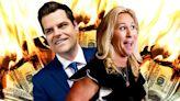 The Matt Gaetz-Marjorie Taylor Greene Fundraising Tour Is Actually a Cash Fire