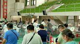 大雨攪局!台南明天停打疫苗 原接種名單延至8/8施打