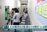 124萬劑AZ疫苗開打!1-6類人員可接種