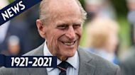 Prince Philip Dies on Son Charles' 16th Wedding Anniversary With Camilla