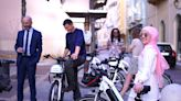 Cycling culture gains ground in Lebanon as fuel runs dry