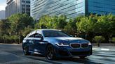 2021 BMW 530e: Luxury plug-in hybrid