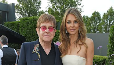 Elizabeth Hurley and Sir Elton John among stars in new NHS vaccine campaign