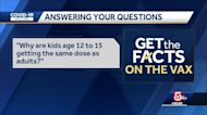 Why are kids ages 12-15 getting the same COVID-19 vaccine dose as adults?