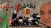 前朝舊人當選總統 阿爾及利亞人再掀示威